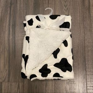 Chikitoe Sherpa Lined Baby Blanket